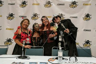 Edibles List Magazine at Stan Lee's Comic Con 2017