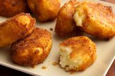 Mary Jane Mashed Potato Croquettes