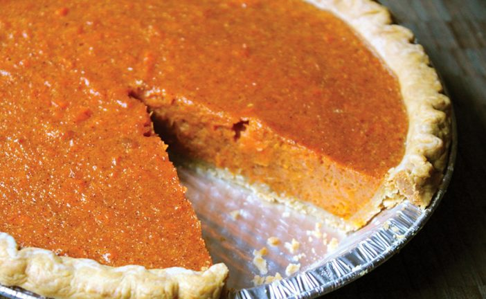 "Sweet Potato ""Pot"" Pie"