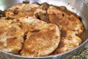 THC Turkey Cutlets with Ganja Gravy