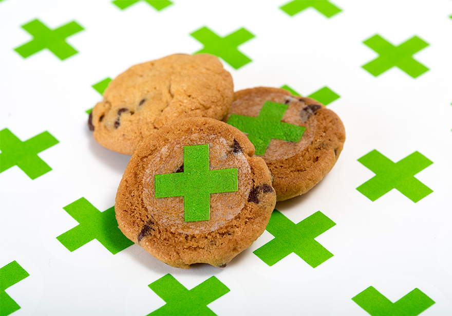 The Highs and Lows of Marking Edibles