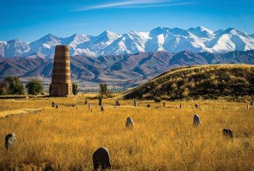The Birthplace of Cannabis: Kazakhstan's Chuy Valley