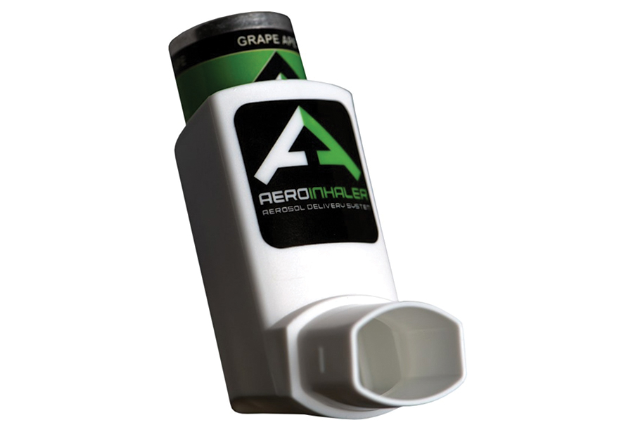 The AeroInhaler