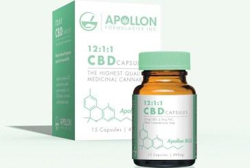 Apollon Ringo's Gift CBD Capsules