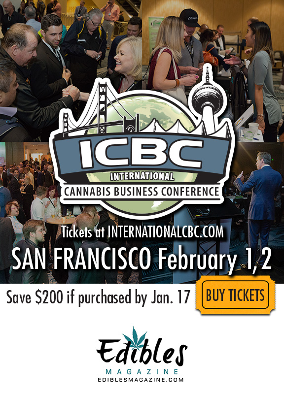 JOIN US IN SAN FRANCISCO FEB. 1-2 FOR THE INTERNATIONAL CANNABIS BUSINESS CONFERENCE!  SAVE $200! EARLY BIRD TICKETS GO UP JANUARY 17th!