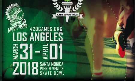 The 3rd Annual 420 Games