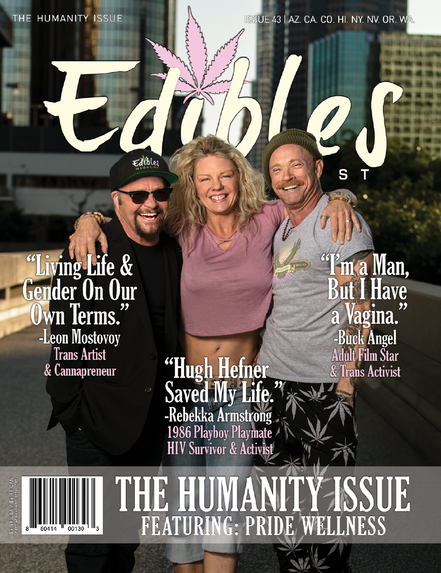 Pride Wellness and Cannabis: Buck Angel, Rebekka Armstrong & Leon Mostovoy