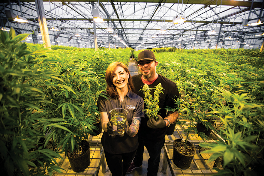 Root Sciences Edibles Magazine Feature