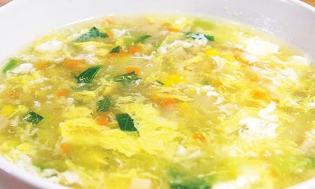 Dank Egg Drop Soup