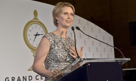 Could Cynthia Nixon Become NY's First Pro-Cannabis Governor
