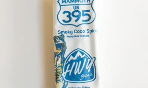 HWY 101 Smoky Coco Spice Hemp Nut Granola