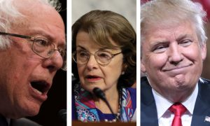 Diane Feinstein Says She Supports Cannabis, Bernie Sanders Endorses The Marijuana Justice Act and President Trump Approves State Cannabis Rights