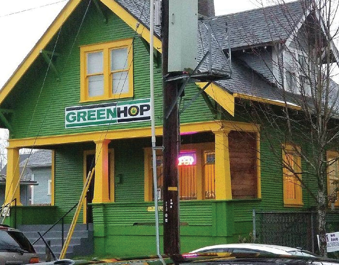 World's 1st Hip Hop Themed Dispensary Opens in Portland