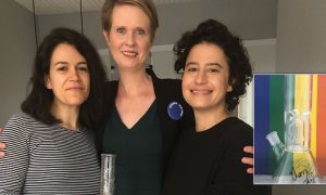 Cynthia Nixon's Broad City Bong Contest