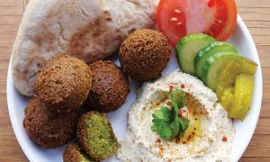 Full Fire Falafel Balls - Cannabis Infused Cooking - Recipes - Edibles