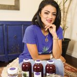 "Golnesa ""GG"" from Bravo TV's Shahs of Sunset Becomes First Reality TV Star to Launch Her Own Cannabis Line WüSah"