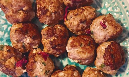 Lamb Kofta Balls - Cannabis Infused Cooking - Recipes - Edibles