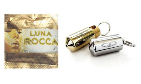 Luna Roca and piece pipe Edibles Magazine Review