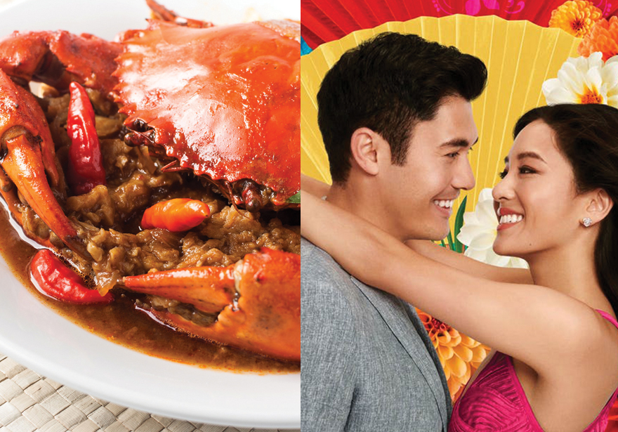 Crazy Rich Asian Canna Chili Crabs