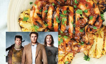 Pineapple Express Grilled Chicken - Cannabis Infused Recipes - Edibles Magazine