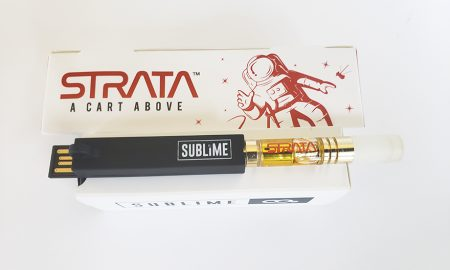 Sublime Mars J-1 Sativa Vape Cartridge