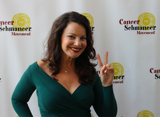 Edibles Magazine Cannabis Feature Interview with Fran Drescher The Nanny – 1