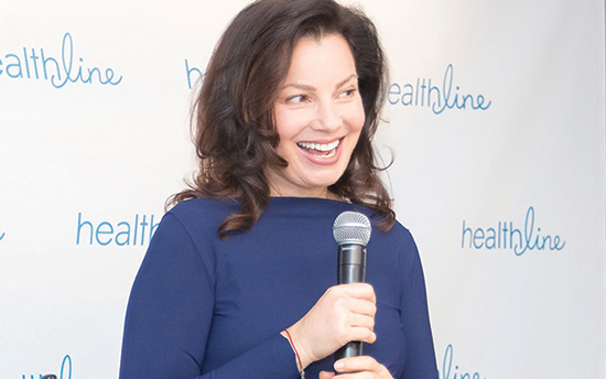 Edibles Magazine Cannabis Feature Interview with Fran Drescher The Nanny – 16