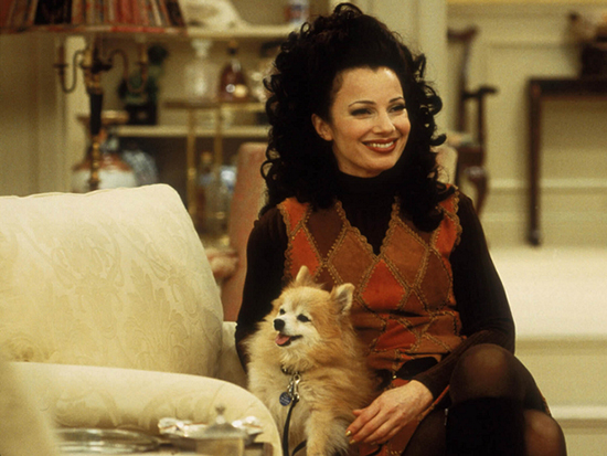 Edibles Magazine Cannabis Feature Interview with Fran Drescher The Nanny – 18