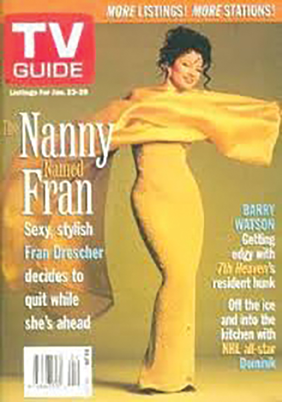 Edibles Magazine Cannabis Feature Interview with Fran Drescher The Nanny – 19