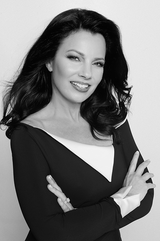 Edibles Magazine Cannabis Feature Interview with Fran Drescher The Nanny – 2