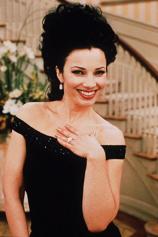 Edibles Magazine Cannabis Feature Interview with Fran Drescher The Nanny – 21