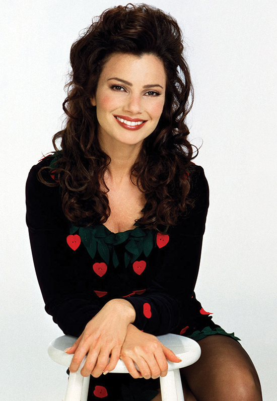 Edibles Magazine Cannabis Feature Interview with Fran Drescher The Nanny – 29
