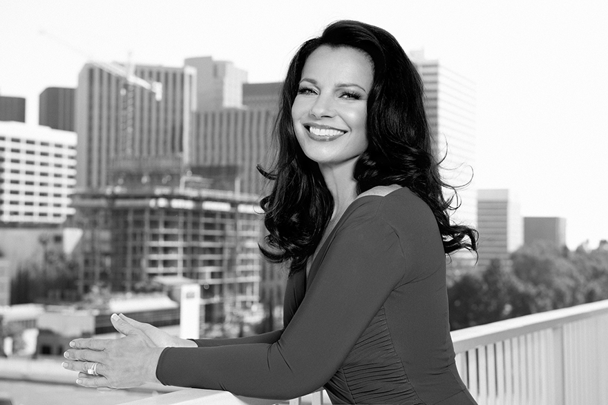 Edibles Magazine Cannabis Feature Interview with Fran Drescher The Nanny – 3
