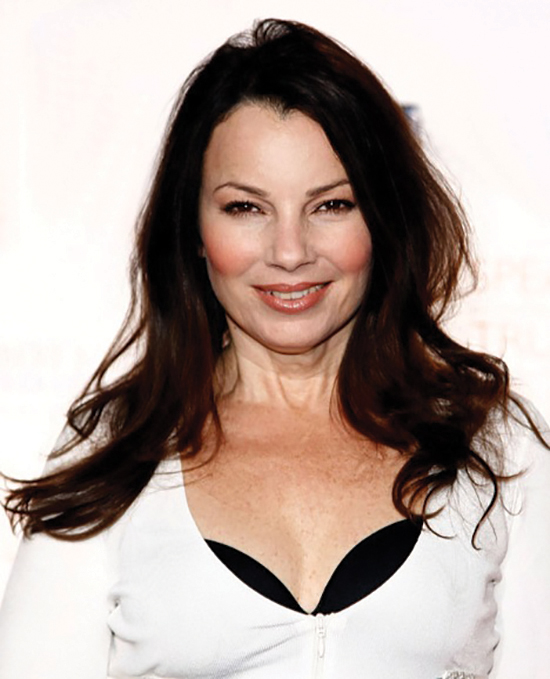 Edibles Magazine Cannabis Feature Interview with Fran Drescher The Nanny – 30
