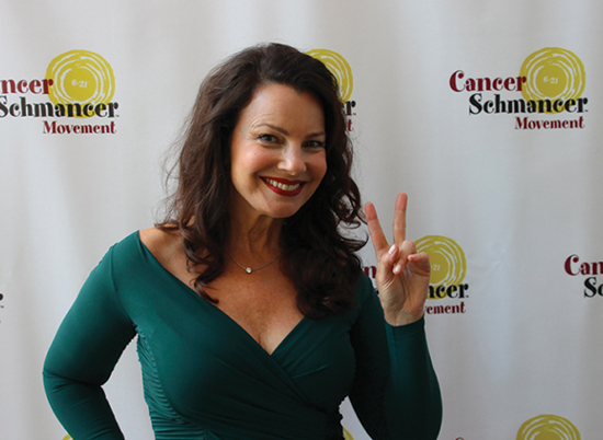 Edibles Magazine Cannabis Feature Interview with Fran Drescher The Nanny – 8