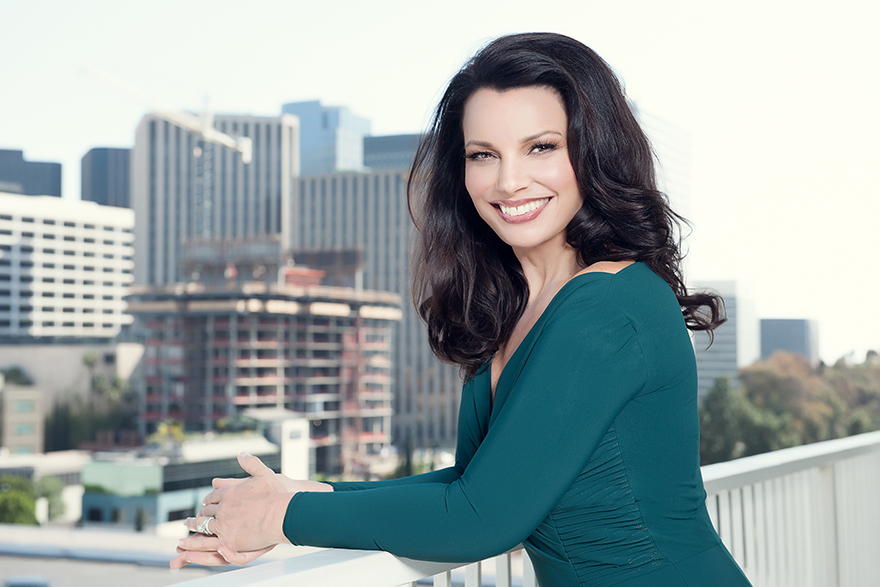 Edibles Magazine Cannabis Feature Interview with Fran Drescher The Nanny – Cancer Schmancer 1