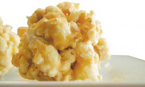 Canna Infused Gluten-Free Popcorn Balls