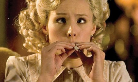 Kristen Bell Says She Smokes Weed Instead of Drinking Wine - On the Marc Maron WTF Podcast