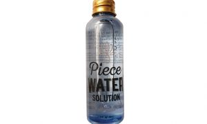 Piece Bong Water Solution Edibles Magazine Review