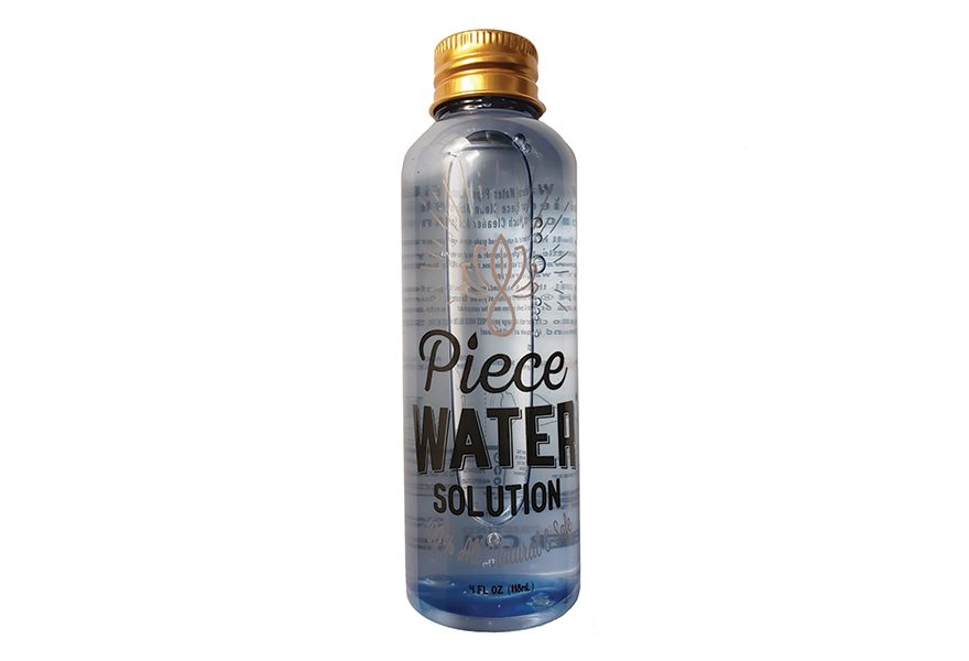 Piece Water Solution All Natural Bongwater Alternative/Additive