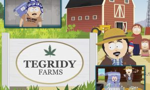 tegridy farms south park review - edibles magazine entertainment feature