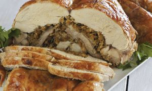 Cannabis Infused Totally Dank Turducken