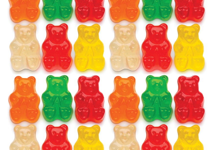 Cannabis Infused Gummy Bear/Squares Edibles Magazine Recipe