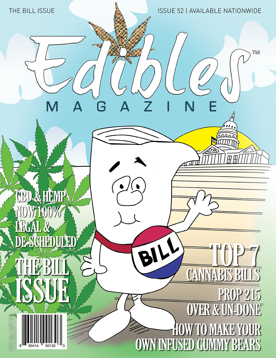 "While December's big story was Hemp getting re-legalized by descheduling it off the Controlled Substance List, THC hasn't made the same headway until now. Oregon Congressman Earl Blumenauer, introduced bill H.R. 420, otherwise known as the ""Regulate Marijuana like Alcohol Act."" ""While the bill number may be a bit tongue-in-cheek, the issue is very serious,"" Blumenauer told Willamette Weekly. ""Our federal marijuana laws are outdated, out of touch and have negatively impacted countless lives. Congress cannot continue to be out of touch with a movement that a growing majority of Americans support. It's time to end this senseless prohibition."" The bill now has 26 total cosponsors under the 115th Congress. It still needs to pass the Senate in order to get in front of Trump, but who knows how the current government shutdown will affect that, or how long it will take. Should H.R. 420 pass, it would be regulated by the Bureau of Alcohol, Tobacco, Firearms and Explosives, cannabis businesses could have access to banking, and cannabis could foreseeably, in the future facilitate interstate commerce. H.R. 420 is not the first bill or even the first lawsuit introduced in an attempt to reschedule cannabis over the last 30 years. Many of them have largely been ignored, delayed or dismissed. Perhaps the political climate is right now for real cannabis change."