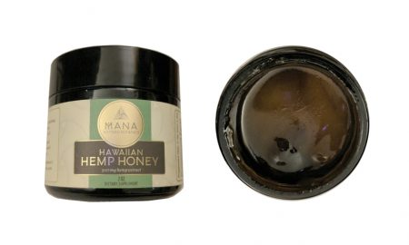 Mana Botanicals CBD Hemp Honey Edibles Magazine Review