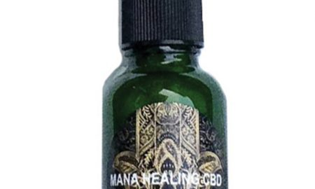 Mana Healing CBD Spray Edibles Magazine Review