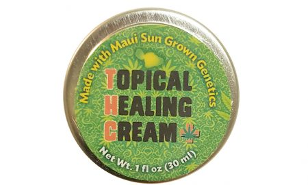 Maui Topical Salve Edibles Magazine Review