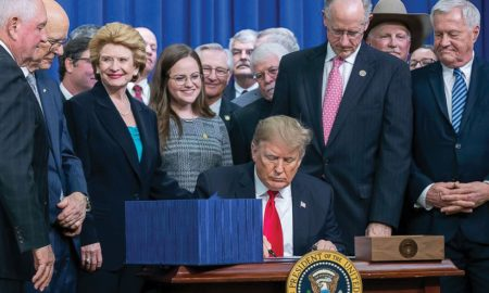 President Trump Signs the US 2018 Farm Bill Legalizing Hemp and CBD