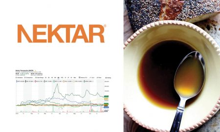 Pot Stocks & Stocked Pots: Nektar Therapeutics & Beef Broth