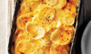 Cannabis Infused Au Gratin Potatoes Edibles Magazine Recipe
